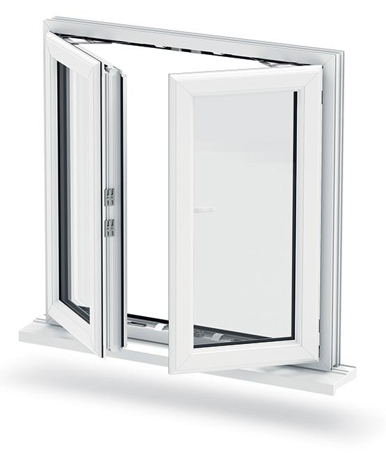 Upvc windows crewe double glazed windows cheshire for Upvc french doors tilt and turn