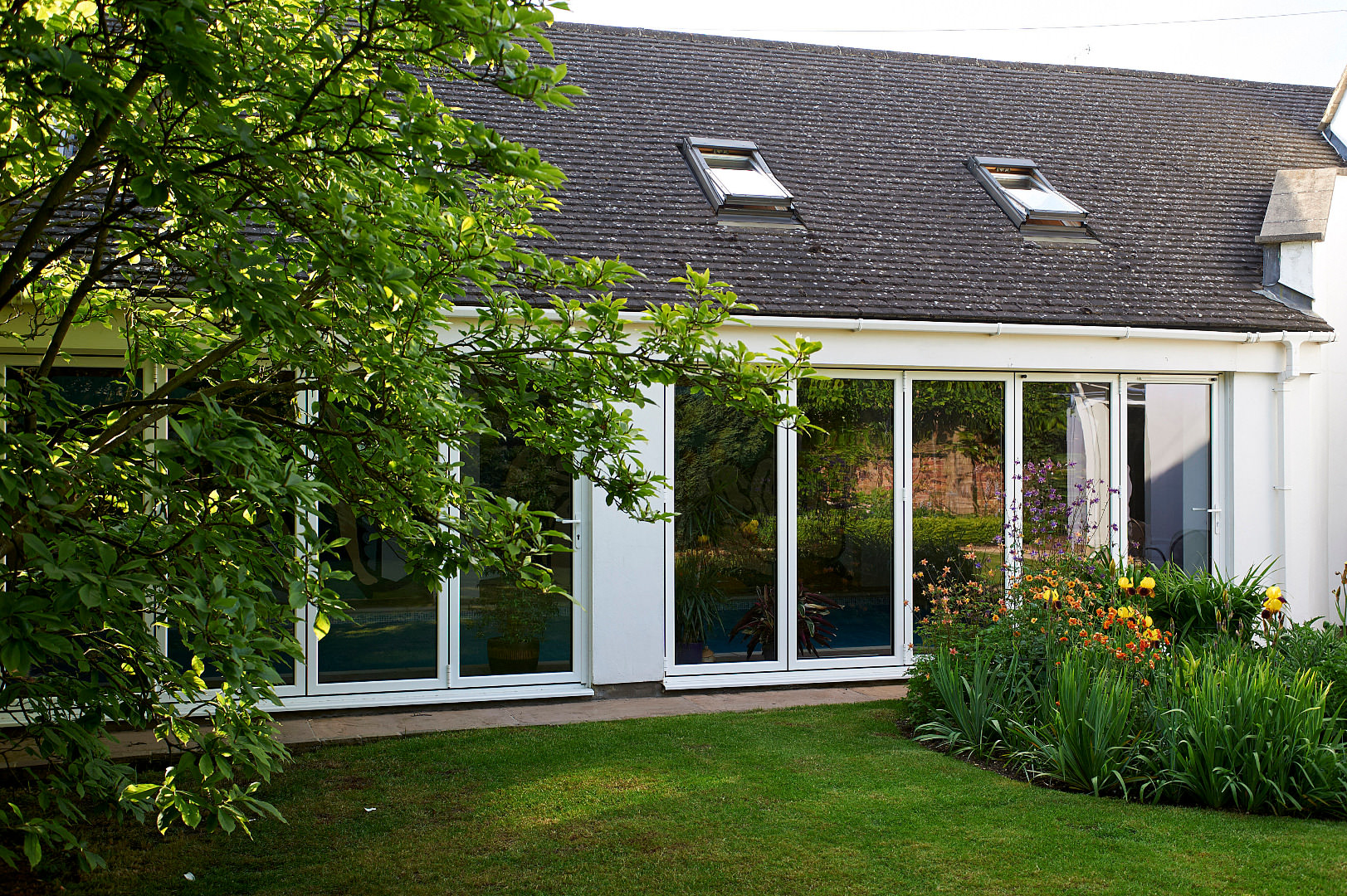 aluminium bi-fold doors prices Crewe
