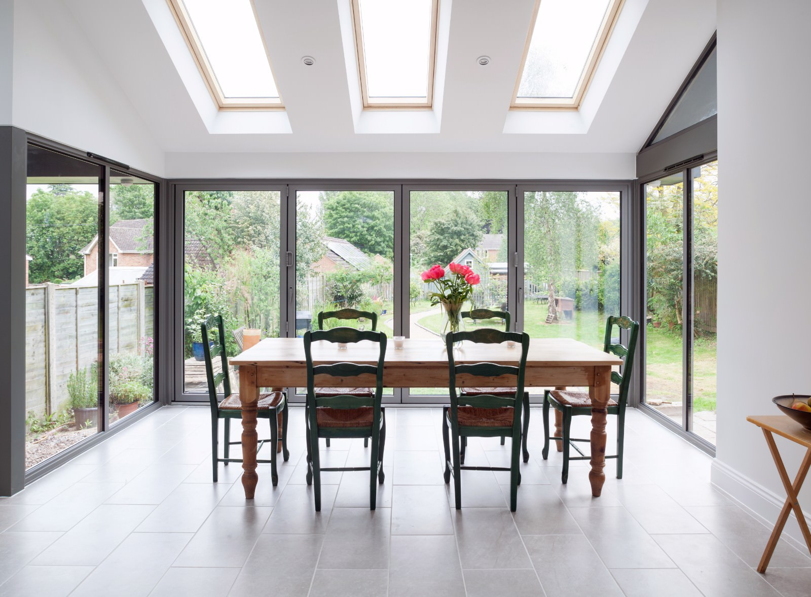 Aluminium doors prices Crewe