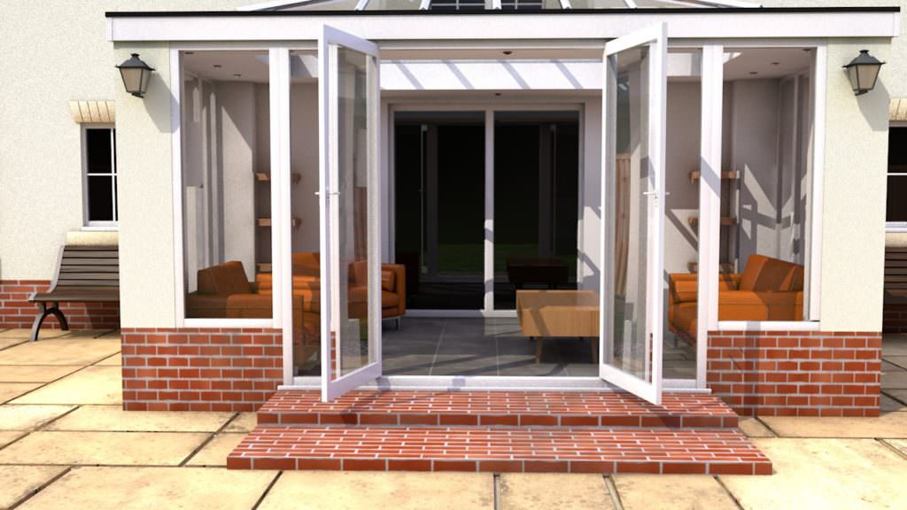 Leka tiled conservatory roof prices Cheshire