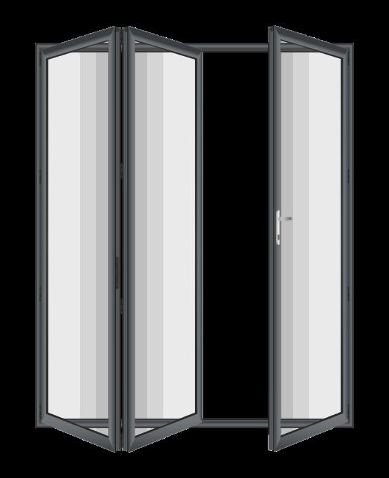 Aluminium Bifolds