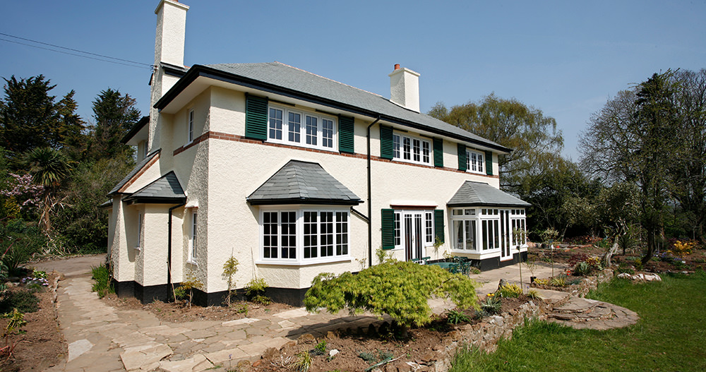 Aluminium windows prices Nantwich