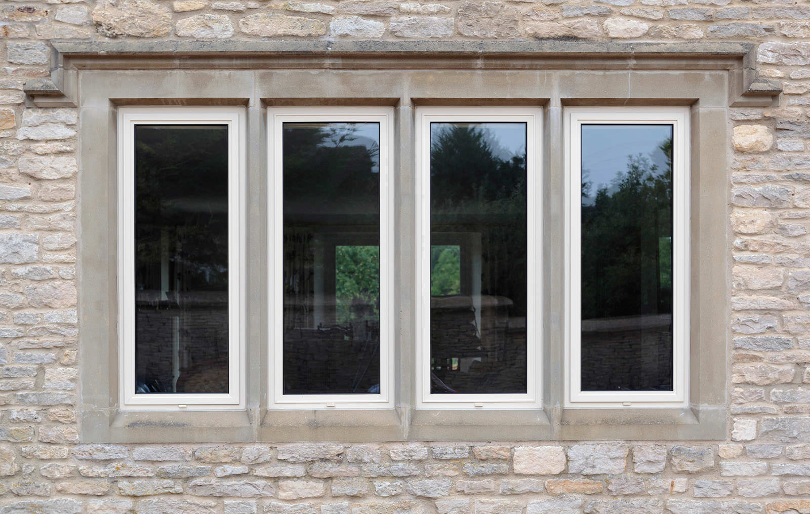 Aluminium windows prices Crewe