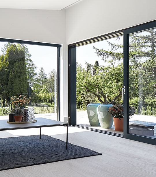 Lumi windows and doors quote Shropshire